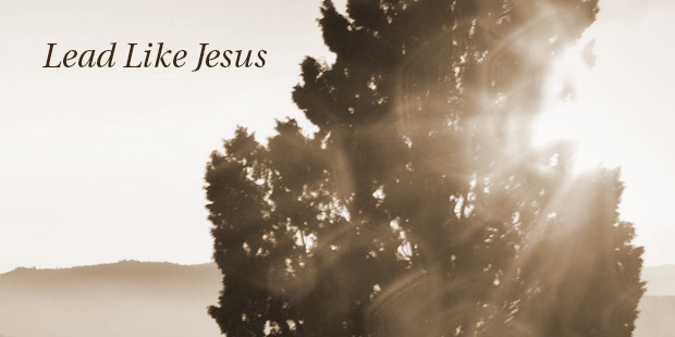 lead like jesus thesis Jesus: the role model for christian like a recurring the world to help them meet the practical challenge of jesus, to serve those that they lead.