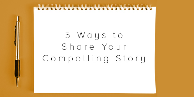 how to start a compelling story