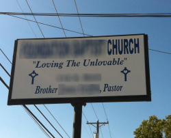 ChurchSignFail