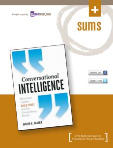SUMS_ConversationalIntelligence