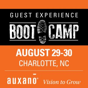 Guest Experience Boot Camp-dates
